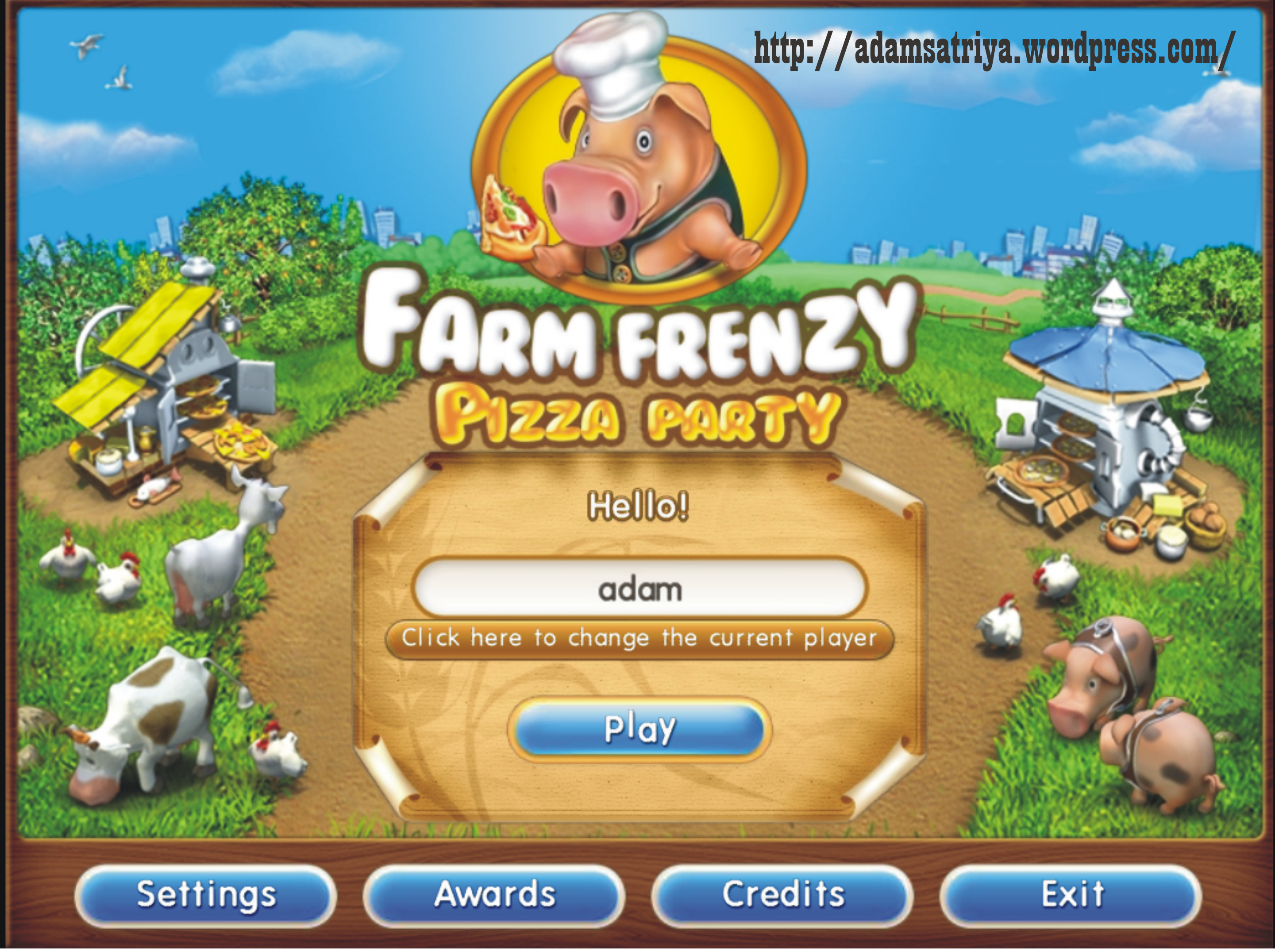 Frenzy pizza download game